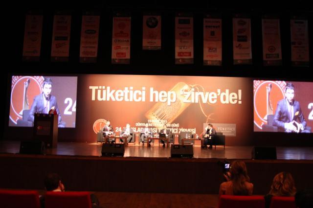 Arif Kerem Göğüş'ün katıldığı Kalite ve Uluslararası Etkileri Paneline İlgi Büyük Oldu 7