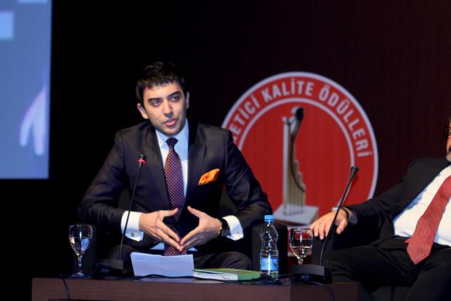 Arif Kerem Göğüş'ün katıldığı Kalite ve Uluslararası Etkileri Paneline İlgi Büyük Oldu 1
