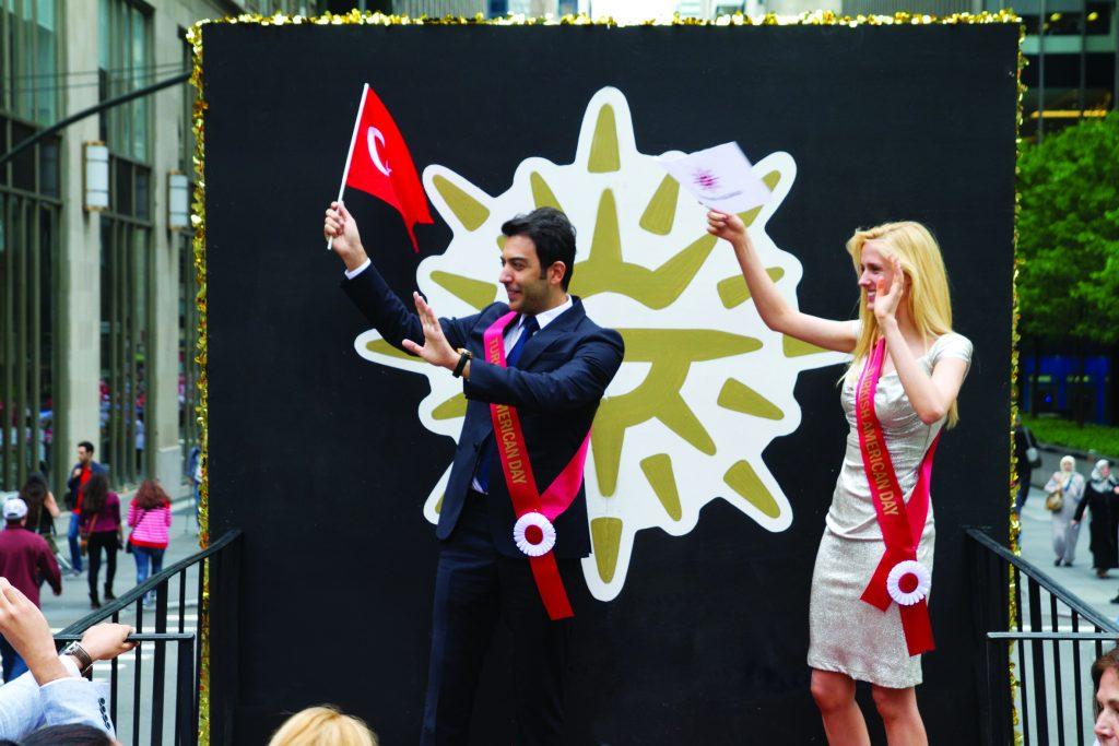 Arif Kerem Göğüş 32. New York Türk Günü Festival'ine Katıldı 1